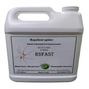 قویترین سم کشنده عنکبوت روفست